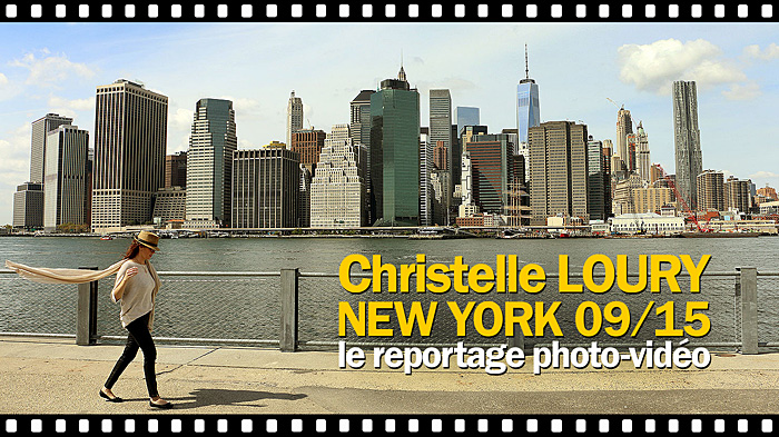 Christelle Loury - New York - Best of France